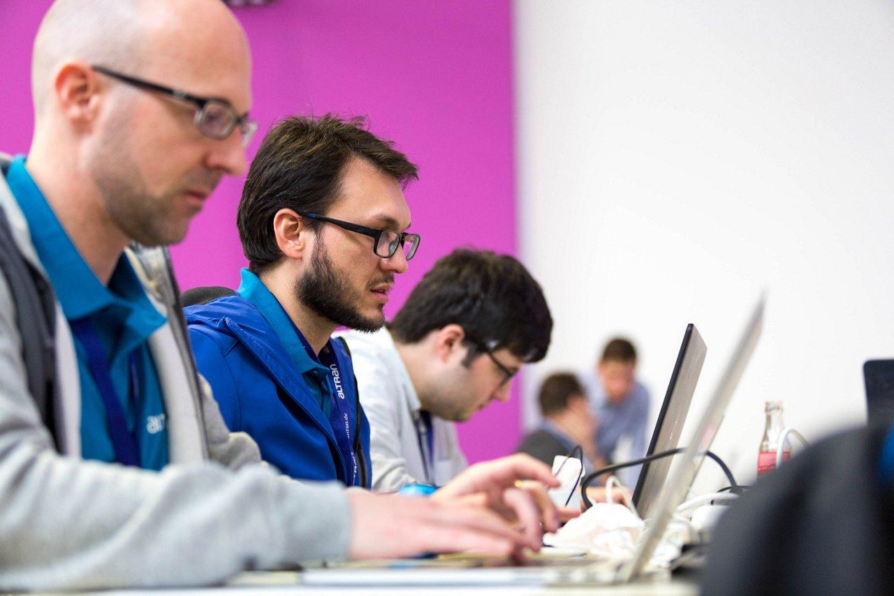 ILA Berlin 2018 - hackathon 3