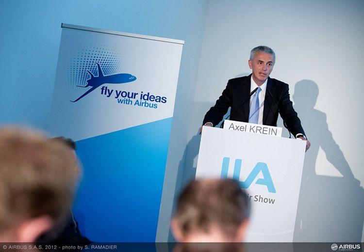 ILA Fly your ideas Axel Krein