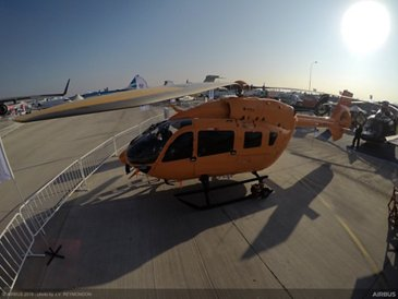FIDAE air show 2018 - static display 2