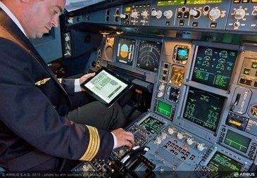 Ipad flight bag pilot