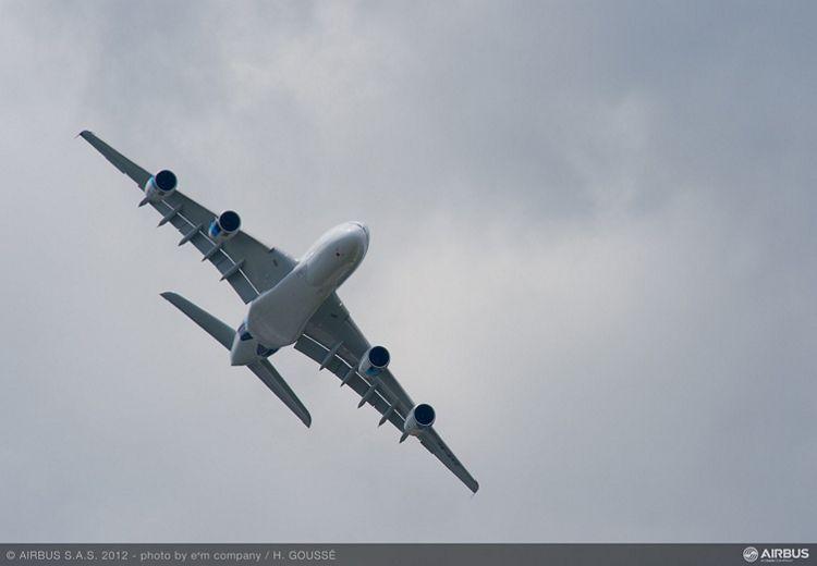 MAS-A380 Flight 3