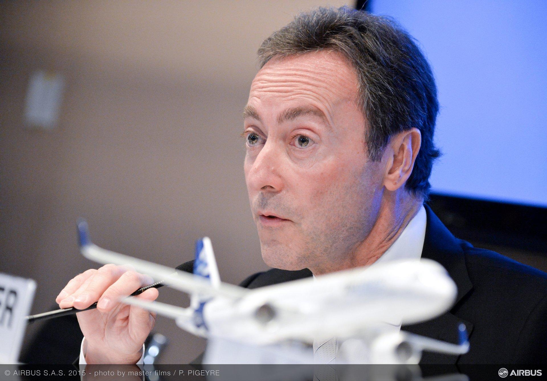 Paris Air Show 2015_End-of-show press conference 2