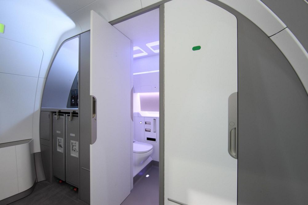 Cabin space optimisation solutions