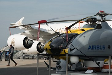 Static Display at ILA Berlin 2018