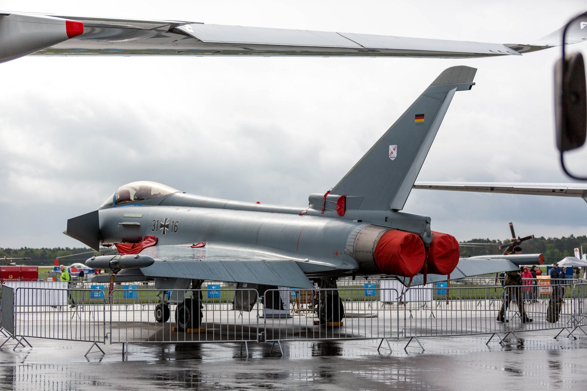 Static Display - Day 02 - ILA 2018