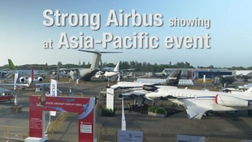 Singapore Airshow Highlights