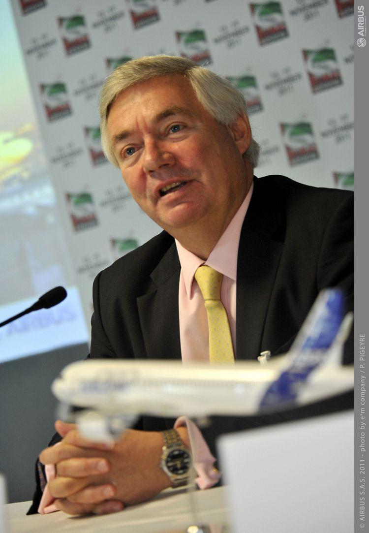 Dubai 2011 - End of show press conference