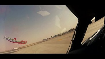 Teaser video: On our way to Dubai Air Show 2017!