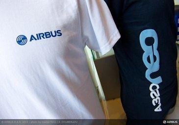 Airbus Merchandise