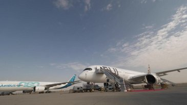 Airbus at Dubai Airshow 2019: Day 2 highlights