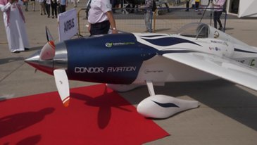 Air Race E unveils world's first electric race plane