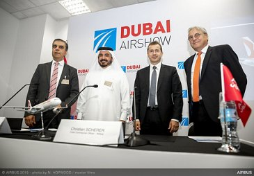 Air Arabia orders 120 A320neo Family aircraft 鈥� Dubai Airshow 2019