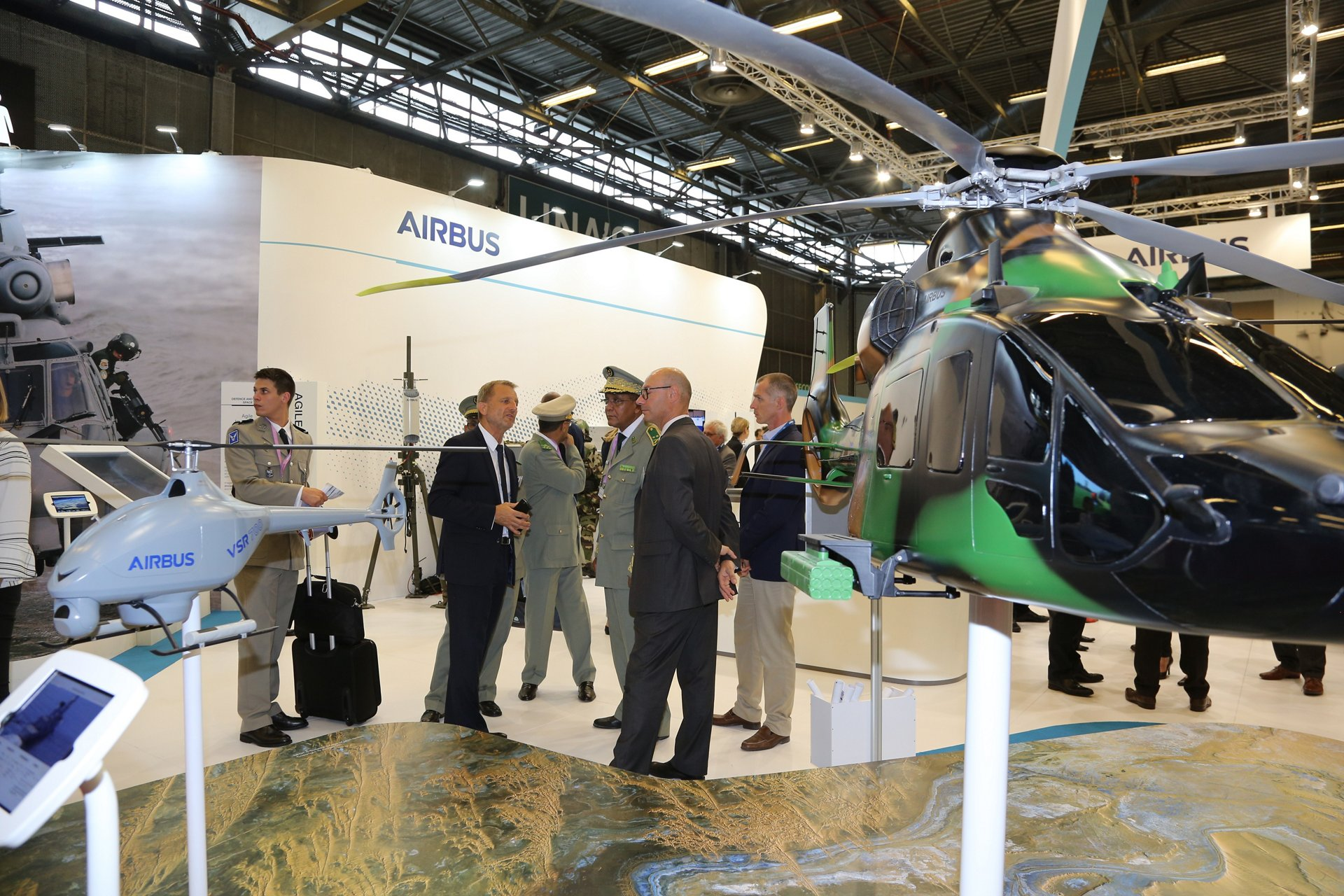 Airbus technologies take the spotlight at one of the world ...