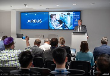 Airbus 2018 Global Servives Forecast - FIA 2018 - Day 02