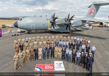 RAF 100 Team - FIA2018 - Day 04