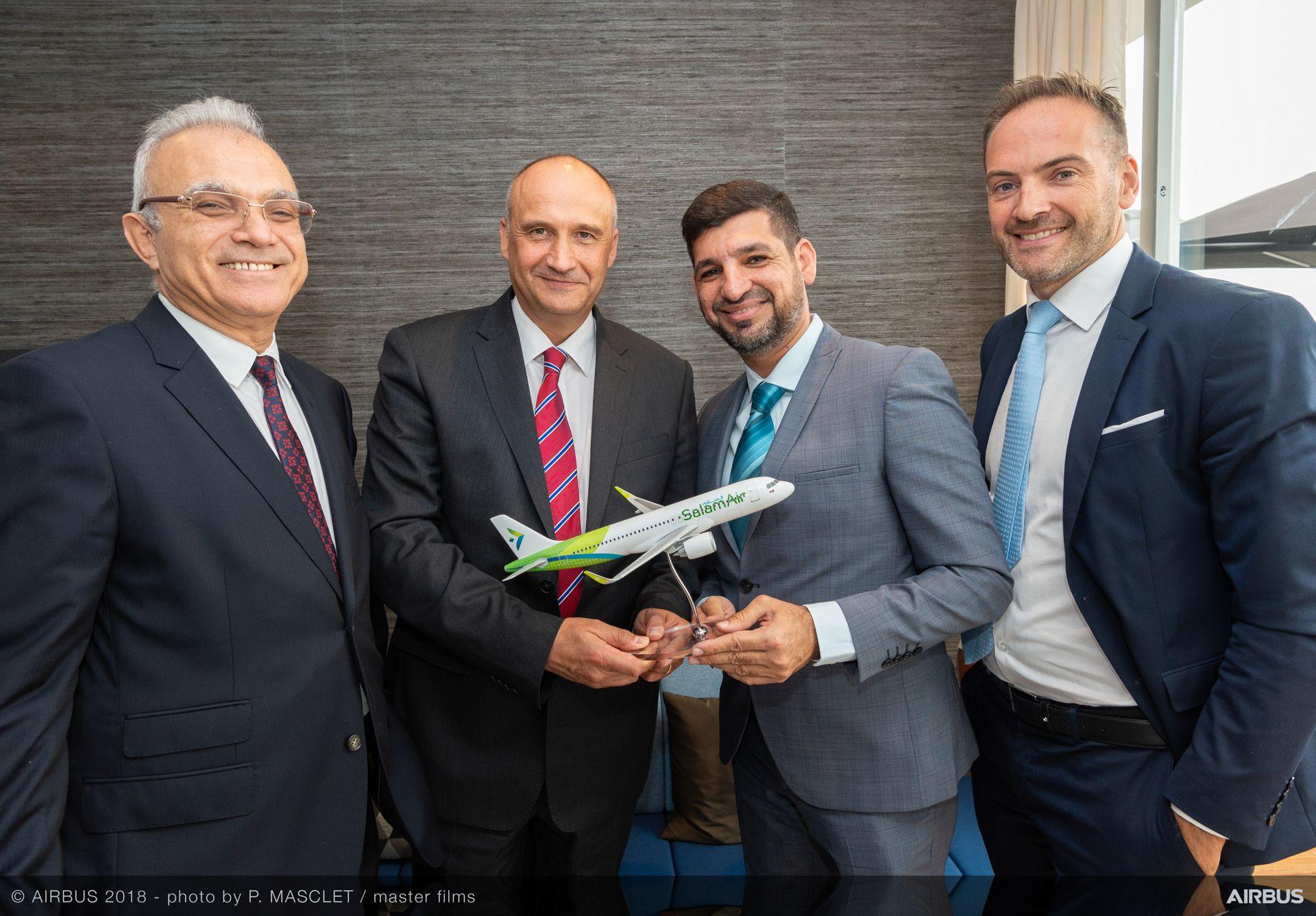 SalamAir Signature - FIA 2018 - Day 01