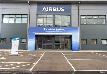 Airbus: The Kelleher Building