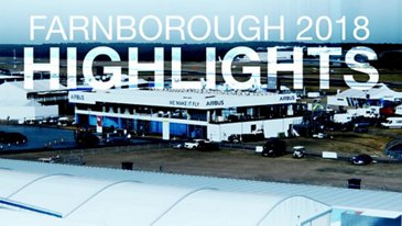 Farnborough Airshow best of wrap-up
