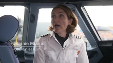 Marnie Munns - Captain easyJet A320 interview