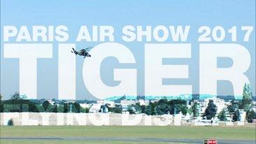 Tiger Flying Display