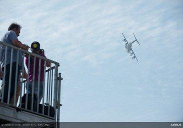 FIDAE air show 2018 - A400M 4