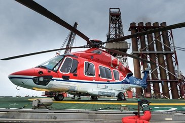 CHC Helicopter's H175 to become first helicopter delivered with new digital logcards