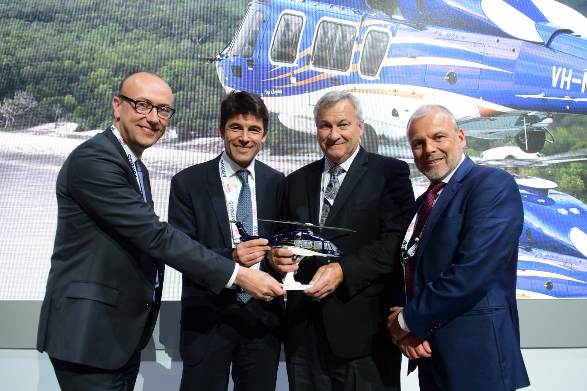 Babcock reports successful first year of H175 operations in Timor