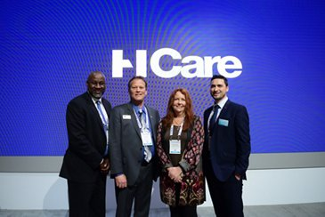 East West Helicopter sign LOU HCare Smart support package
