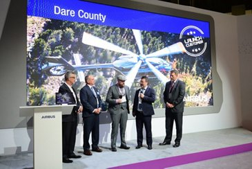 Dare County MedFlight is first North American customer to upgrade to new H145