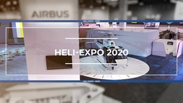 HAI Heli-Expo 2020: Day 1