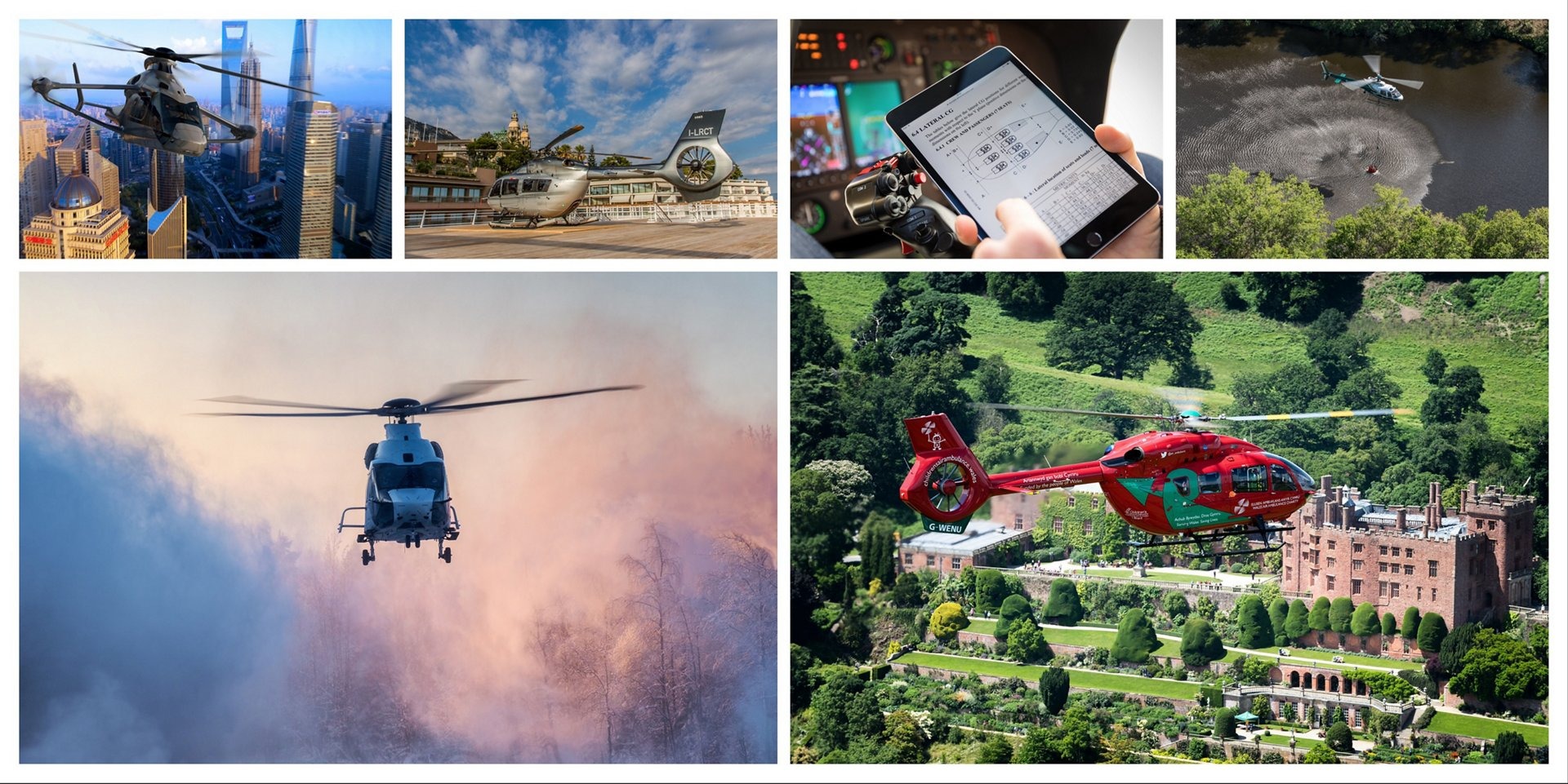 Airbus Helicopters is gearing up to showcase its mission-ready product and services line at this year's Heli-Expo trade show, taking place from 5 -7 March at the Georgia World Congress Center in Atlanta.