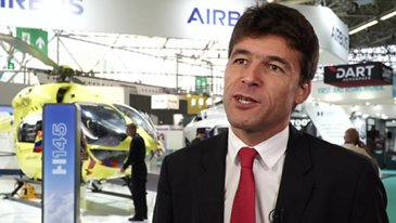 Helitech wrap-up with Bruno Even, CEO of Airbus Helicopters