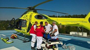 SAF H135 EMS