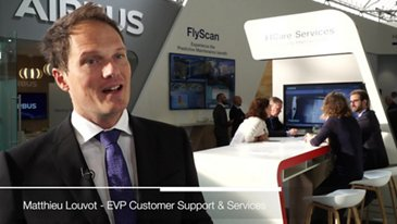 Connecting Airbus customers: Interview with Matthieu Louvot, EVP Customer Support & Services