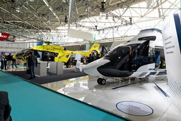 Airbus at Helitech International 2018