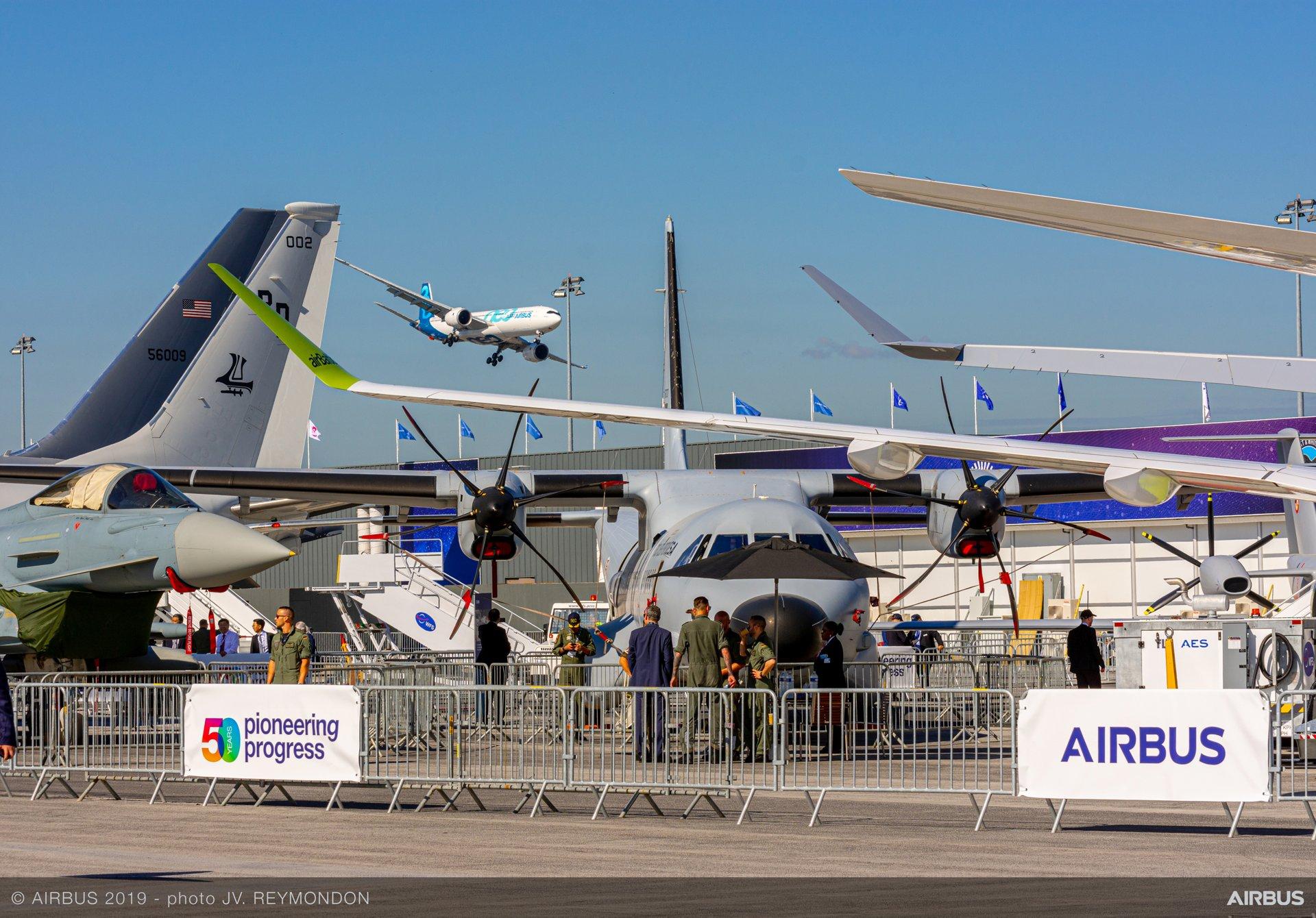 Paris Air Show 2019 - Events - Airbus