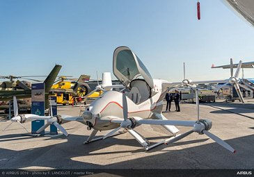 Vahanna – Paris Air Show 2019 – Day 1
