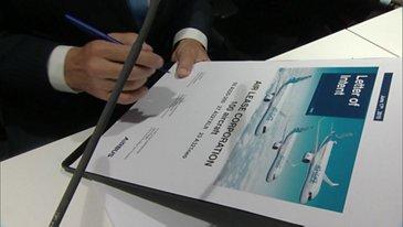Air Lease Corporation Announcement at Paris Airshow 2019