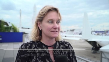 Museum Aerospace with Anne-Catherine Robert-Hauglustaine