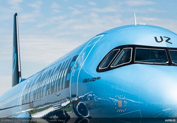 A321neo La Compagnie at Paris Airshow - PAS2019 - Day 2