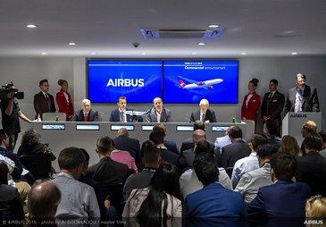 Virgin Atlantic selects A330-900 – Paris Air Show 2019 – Day 1