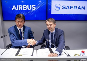 Airbus Helicopters and Safran signature at Paris Air Show 2019 -Day 3