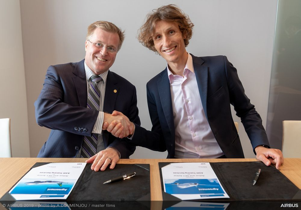 Sky Airline Signature at Paris Airshow 2019 - Day 2