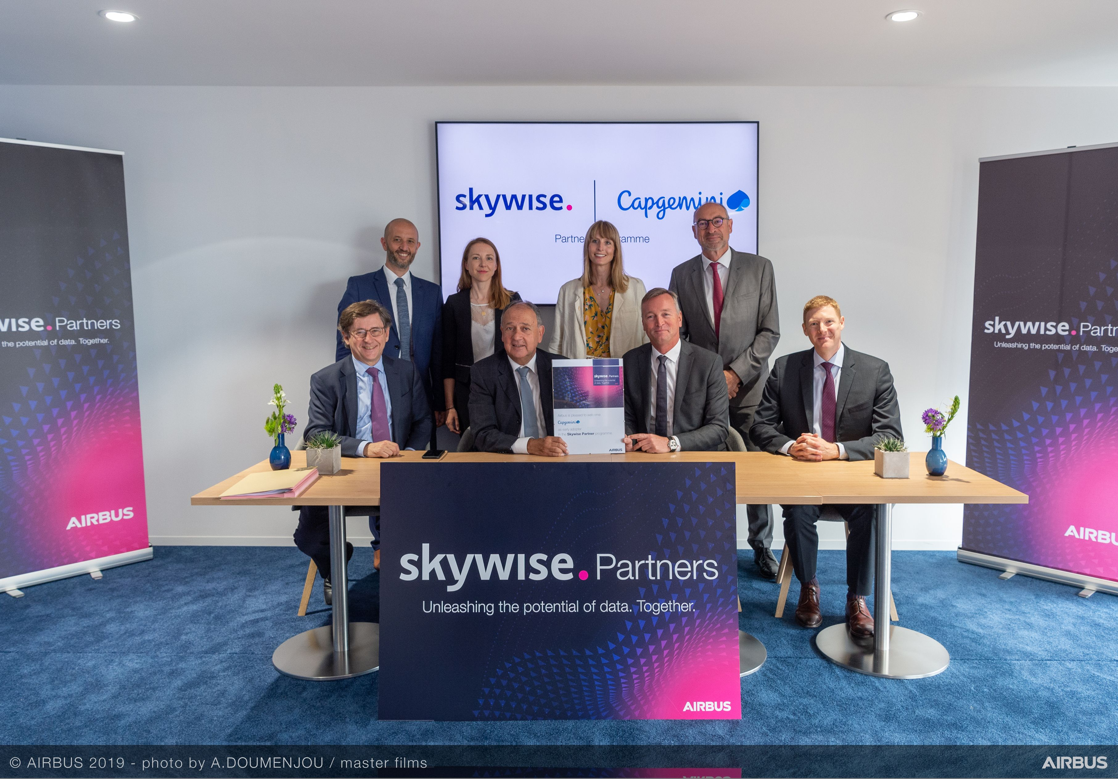 Airbus opens Skywise to global IT services leaders - 06