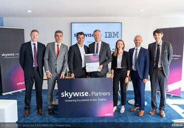 Skywise Partners Programme With IBM at Paris Airshow 2019 - Day 3