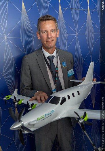 EcoPulse announcement Airbus Daher Safran Partnership - PAS2019 Day 1