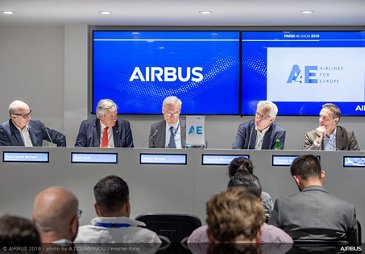 Media Event on Sustainability at Paris Airshow 2019 - Day 2