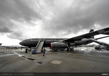 Republic of Singapore Air Force A330 MRTT – SGAirshow2020