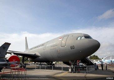 Republic of Singapore Air Force A330 MRTT – SGAirshow2020