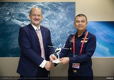 Royal Thai Air Force H135 - SGAirshow2020